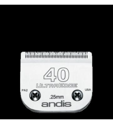 Testina Andis Ceramica Size 40 mm 0.25 - ariespet