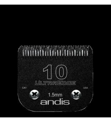 Testina Andis Gatto Acciaio Size 10 mm 1.5 - ariespet