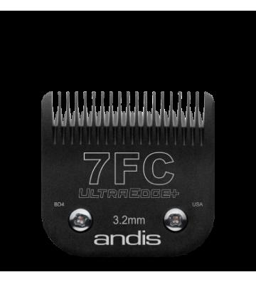 Testina Andis Gatto Acciaio Size 7F mm 3.2 - ariespet