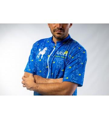 Casacca Unisex I Love Bluette Per Toelettatore - ariespet